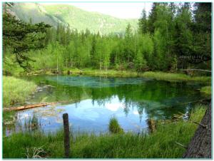 потаенное озеро